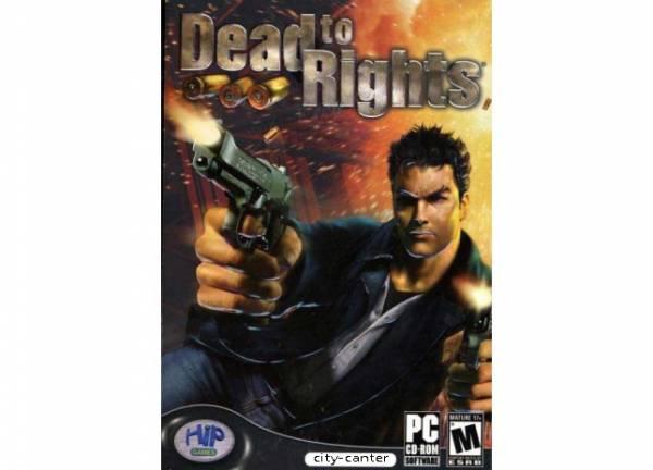 بازی به سمت مرگ دوبله فارسی Dead To Rights