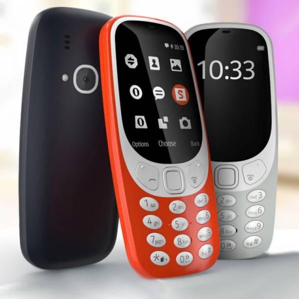 گوشی موبایل طرح نوکیا 3310
