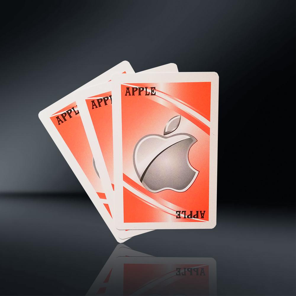 ورق پاسور طرح Apple