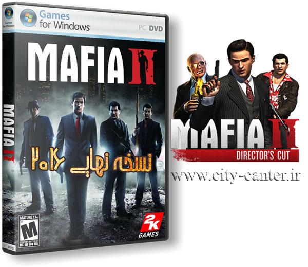 خرید بازی مافیا 2 - Mafia II