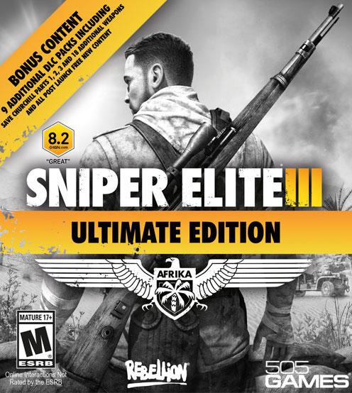 بازی Sniper Elite III