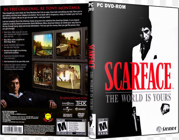 بازی Scarface The World Is Yours برای PC