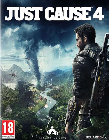جاست کاز ۴ – Just Cause 4 (کامپیوتر – PC)