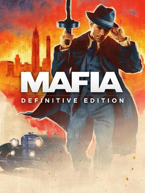 فروش بازی کامپیوتر مافیا 1 Mafia Definitive Edition  کرک شده